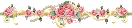 13958636701376394905divider line flowers roses pink bouquet
