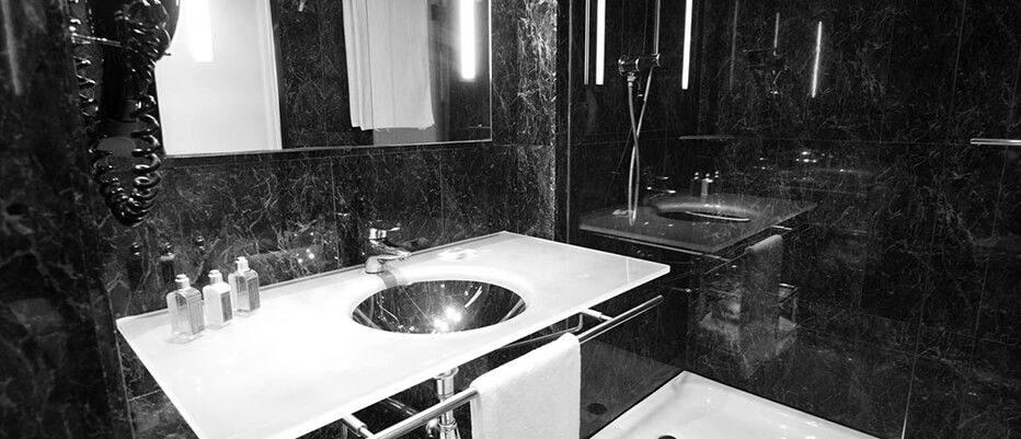 профессиональное сантехническое оборудование для гостиниц и отелей